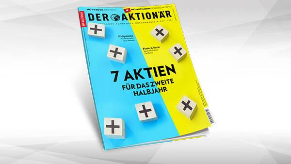 DER AKTIONÄR  Nr. 27/21