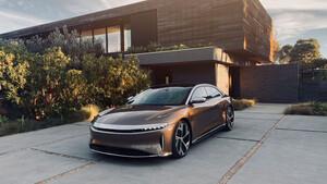 Lucid: Roll out der ersten Elektroautos  / Foto: Lucid Motors