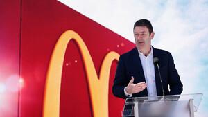 McDonald's: Chef rausgeschmissen – der Grund ist unglaublich