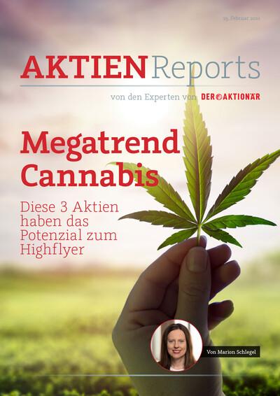 Megatrend Cannabis: Diese 3 Aktien haben das Potenzial zum Highflyer