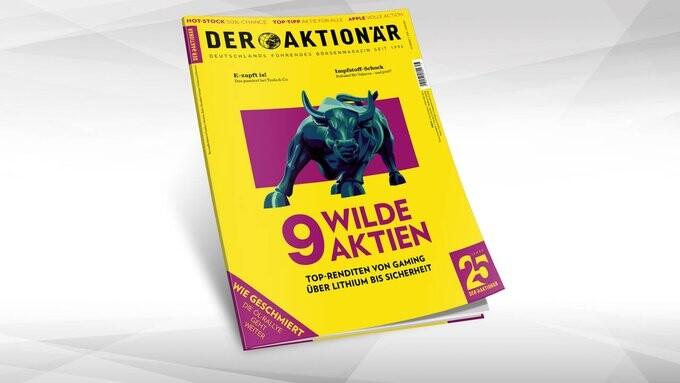 DER AKTIONÄR  Nr. 38/21