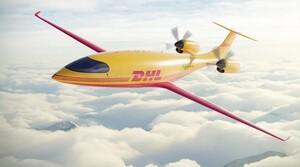 Deutsche Post befördert Pakete künftig per Elektro‑Flugzeug 'Alice'  / Foto: Deutsche Post DHL