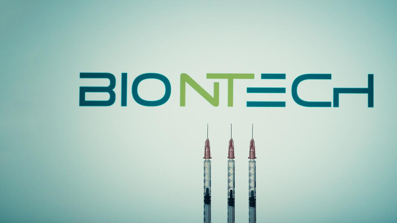 BioNTech: Aktie fällt – diese Marke muss halten