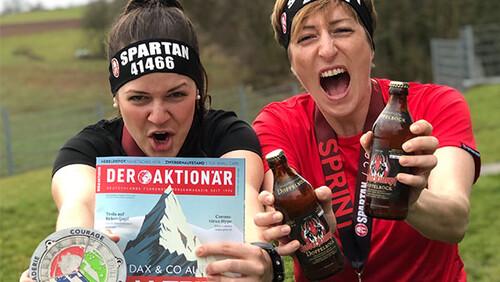 Brauerei Haberstumpf exklusiver Partner des Kulmbacher Spartan Race