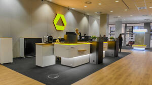Commerzbank: 200 Filialen bleiben dicht