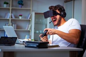 Facebook: Voller Fokus auf die Gaming‑Zukunft  / Foto: Shutterstock
