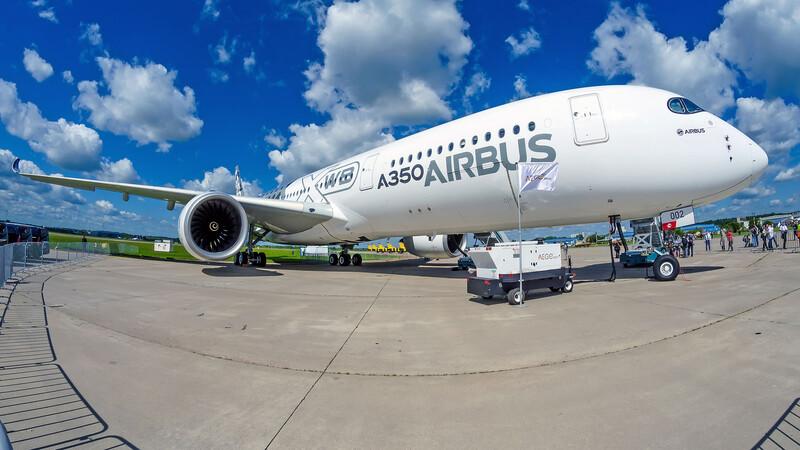 Airbus: Der Flugzeugbauer scheiterte bislang lediglich am zu geringen Börsenumsatz in Deutschland.