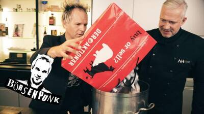 Börsenpunk meets Sternekoch Herrmann: McDonald's vs. Beyond Meat, Starbucks vs. Coca-Cola; Hot Stock der Woche Boston Beer
