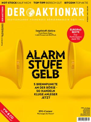 DER AKTIONÄR - Ausgabe 20/21