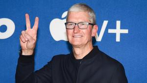 Apple: Siebenmal Grund zur Freude  / Foto: Shutterstock