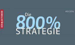 800% Strategie: Kursexplosion – GE sei Dank!