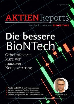 Aktienreports - Die bessere BioNTech