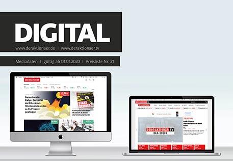 Mediadaten Digital