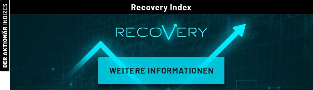 Mehr Informationen zum Recovery Index