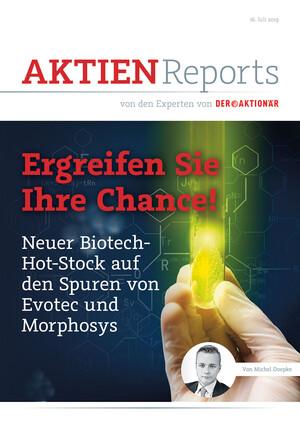 Aktien-Reports - Neuer Biotech-Hot-Stock auf den Spuren von Evotec und Morphosys