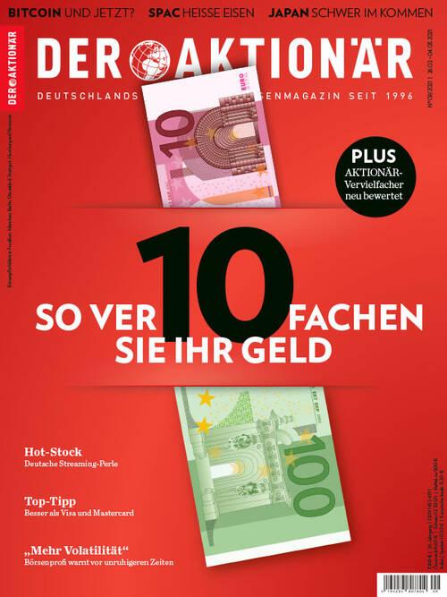 DER AKTIONÄR Ausgabe 2021009