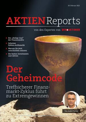 Aktienreports - Der Geheimcode