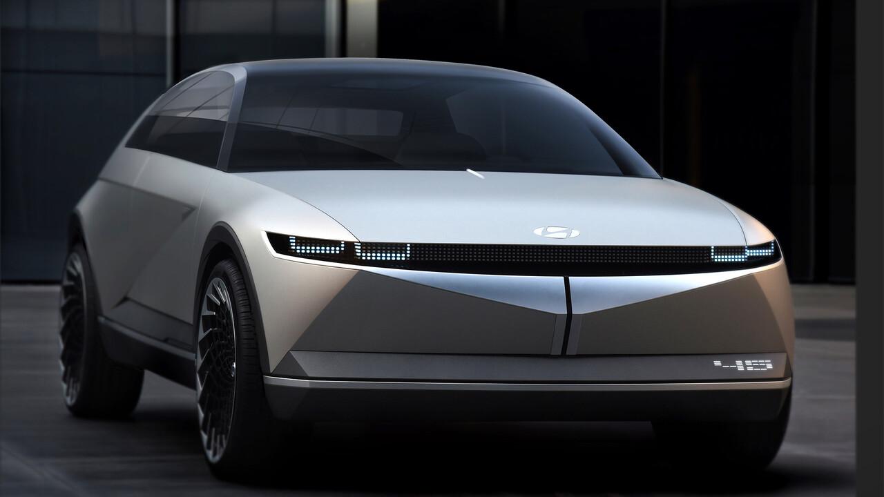 Das ist die Zukunft 2030? Autos mit Beinen und Mars-Roboter vom Tesla-Rivalen Hyundai