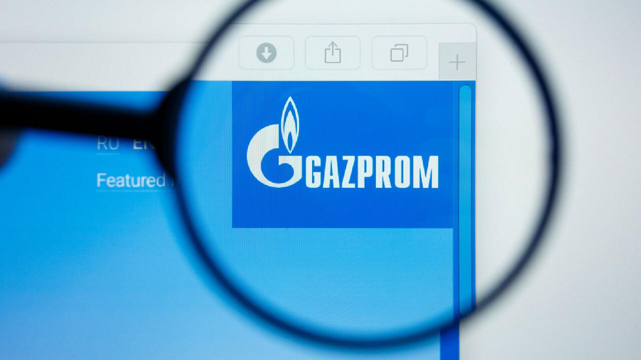 Gazprom: Es geht weiter aufwärts