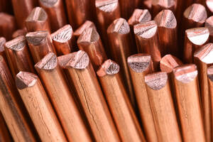 Kupfer bricht alle Rekorde  / Foto: Shutterstock