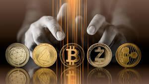 Bitcoin, Ethereum & Co: Welcher Coin gibt die beste Figur ab?  / Foto: Shutterstock