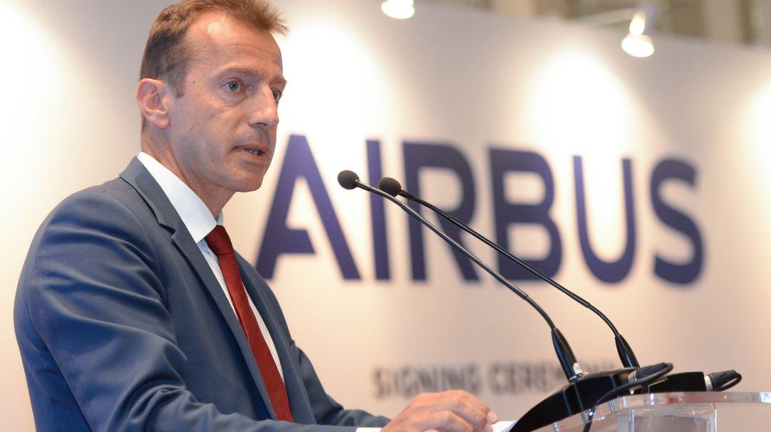 Airbus: CEO macht Druck – MDAX-Wert an Charthürde