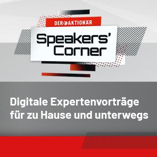Digitale Expertenvorträge für zu Hause und unterwegs