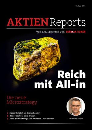 Aktienreports - Reich mit All-in