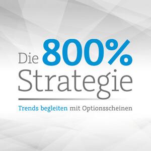 Die 800%-Strategie
