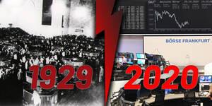 91 Jahre Black Tuesday: 5 Gründe, warum diesmal alles anders ist