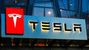 Rallye ohne Ende: Tesla spielt jetzt in der Liga von Apple, Amazon, Microsoft & Co  / Foto Shutterstock