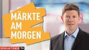 Märkte am Morgen: DAX verschnauft – Evergrande, Salesforce, Nike, Plug Power, Deutsche Bank, Uniper und Verbio im Fokus  / Foto: Der Aktionär TV