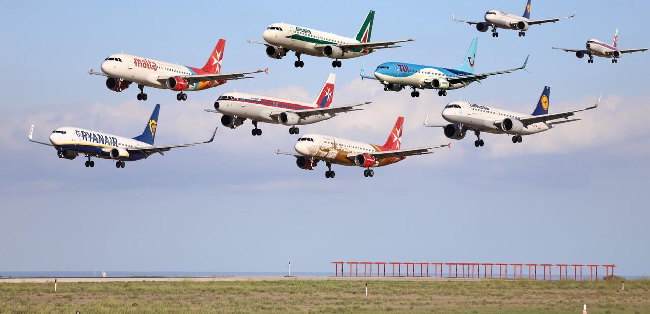 Lufthansa? British Airways? Air France? EasyJet? Ryanair? – 5 Airlines im Vergleich