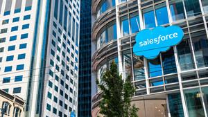 Salesforce‑Aktie auf Rekordhoch – das sind die Gründe