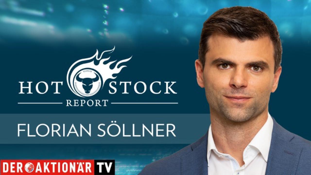 Söllners HotStockReport: Ehang, Bitcoin, Plug Power, Nel, Tesla, Jinko, Pinterest, Nvidia, Match Group - DER AKTIONÄR TV