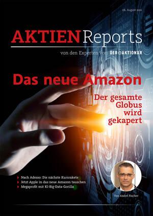 Aktienreports - Das neue Amazon