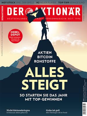 DER AKTIONÄR - Ausgabe 02/21