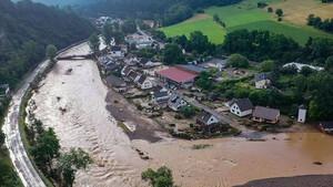 Milliardenschäden durch Hochwasser – wie dramatisch wird es für die Allianz?  / Foto: IMAGO