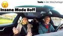 Tesla Insane Mode off – Mit dem Elektroflitzer in die Waschanlage