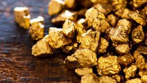 Gold: Kommt jetzt das ... ?