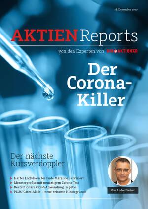 Aktienreports - Der Corona-Killer