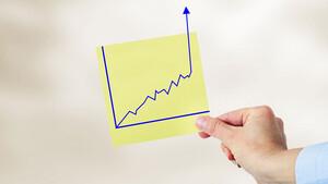 2G Energy nach Zahlen ‑ ein Traum von einem Chart  / Foto Shutterstock