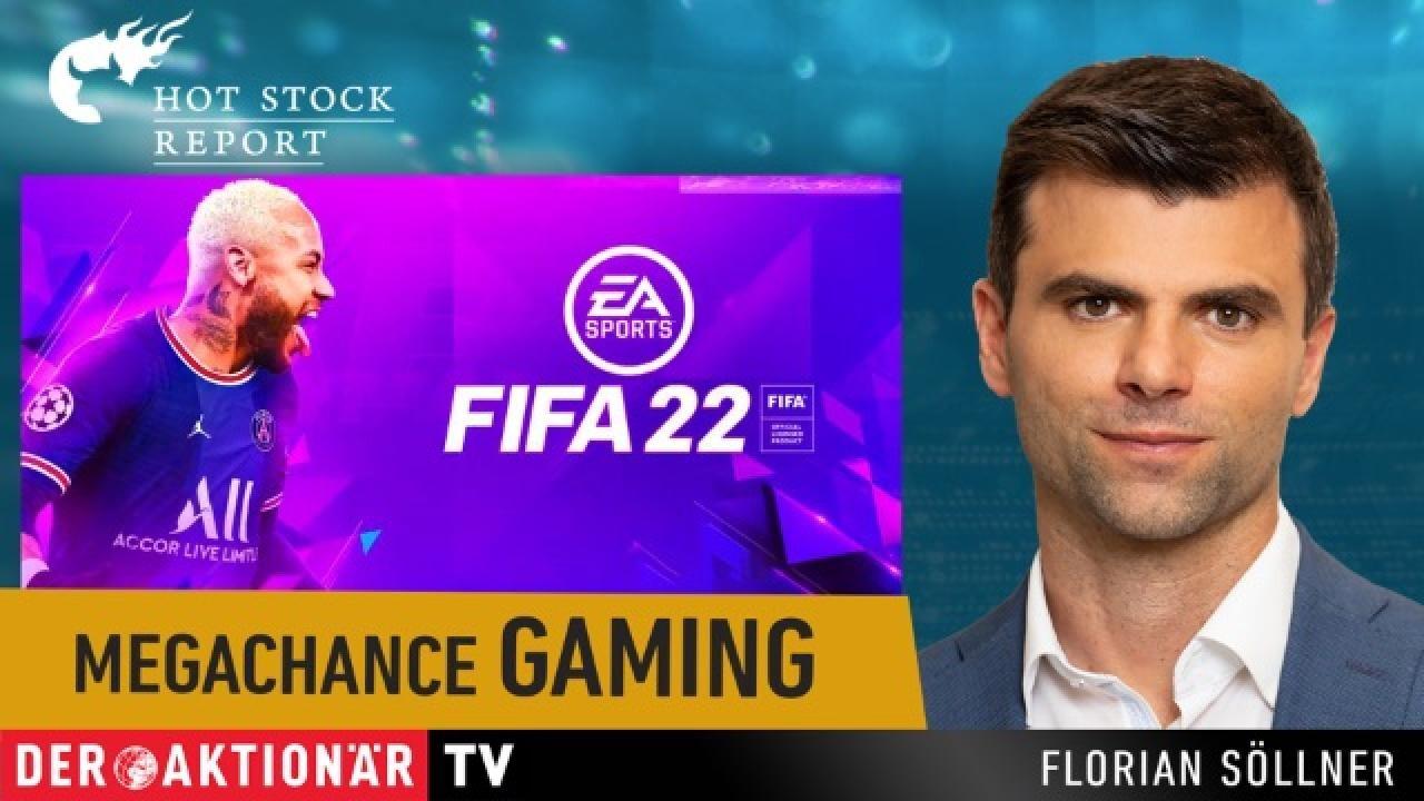 """Das ist die """"attraktivste Aktie"""" dank Fifa-Run auf Messi und Ronaldo: Gaming-Gigant EA"""