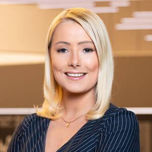 Johanna Krämer – Börsenkorrespondentin