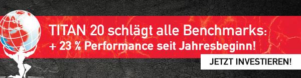 Banner Titan20 Performance