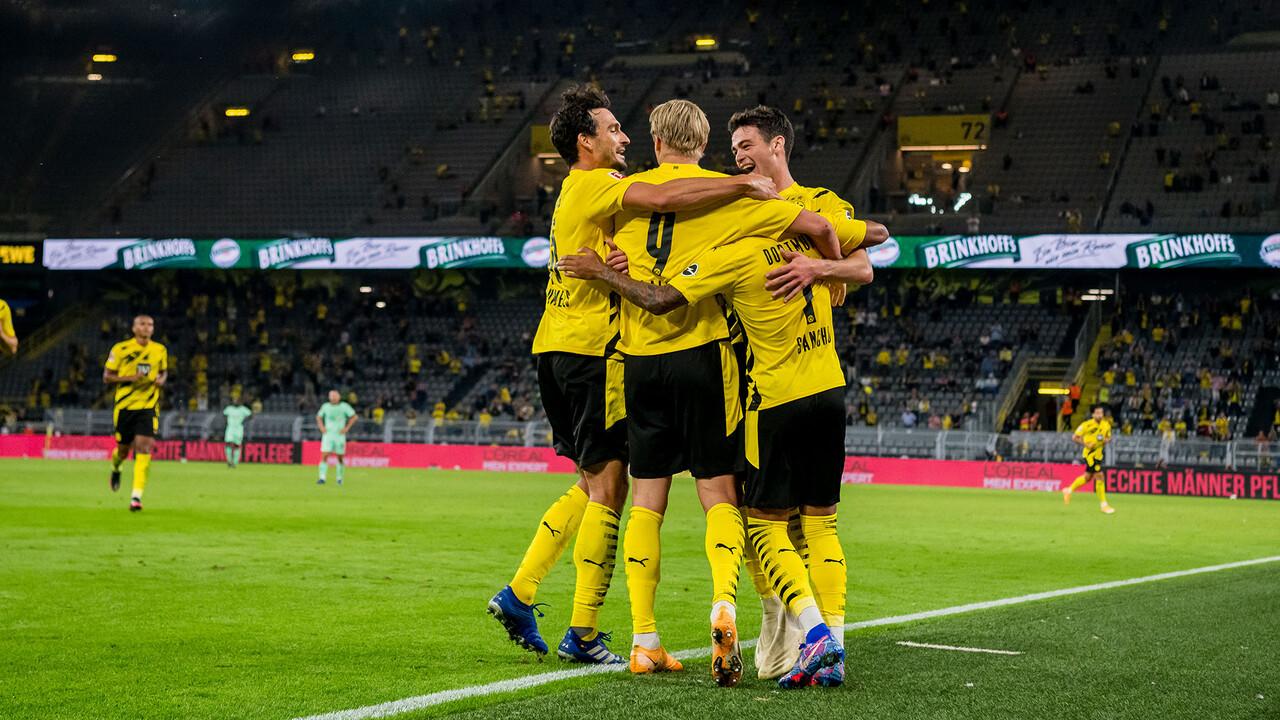 Borussia Dortmund: Ein Spieltag nach dem Geschmack von Fans und Anlegern – Aktie zieht kräftig an