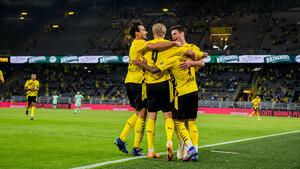Borussia Dortmund: Die Aktie ist unterbewertet – DER AKTIONÄR nennt die Gründe  / Foto: Getty Images
