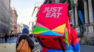 Übernahmeschlacht! Just‑Eat‑Aktie explodiert 20% nach Prosus‑Offerte