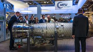 Triebwerksbauer MTU an der DAX‑Spitze – die Gründe