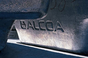 Alcoa: Misslungener Auftakt